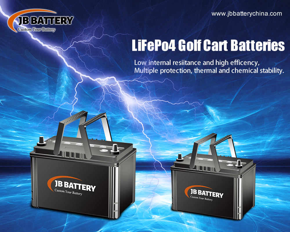 China LifePo4 Golf Cart Battery Pack Hersteller (7)