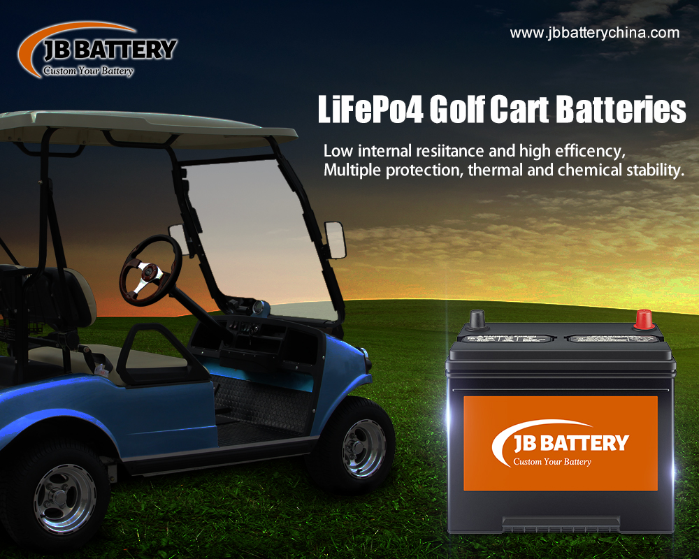 China LifePO4 Golfwagen Batteriepack Hersteller (20)