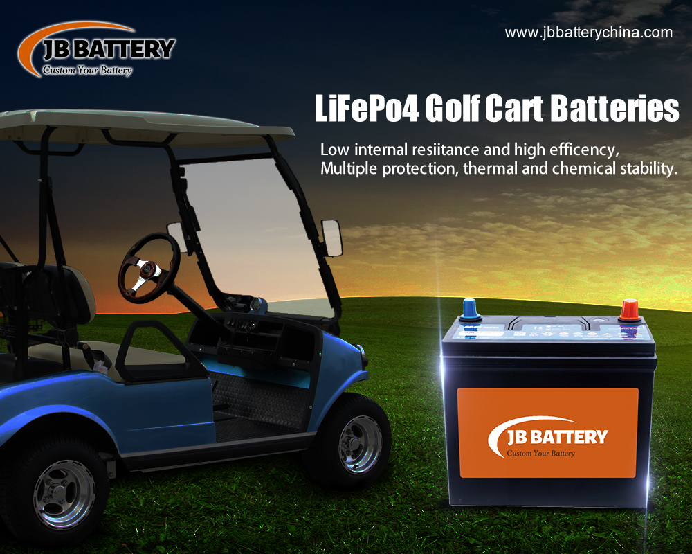 China LifePO4 Golfwagen Batteriepack Hersteller (14)